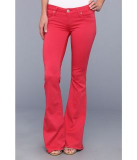 Hudson Ferris Flare in Soft Parade Womens Jeans (Red)