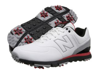New Balance Golf NBG574 Mens Golf Shoes (White)
