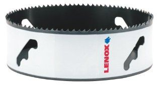 Lenox Tools 3008888L Bi Metal Speed Slot Hole Saw, 5 1/2 Inch   Hole Saw Arbors