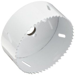 """Morris Products 13392 Bi Metal Hole Saw, 3 7/8"""" Saw Diameter, Pipe Tap Size, Pipe Entrance Size, Used with 13460 13470 Arbor Size: Industrial & Scientific"""