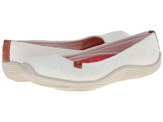 Dr. Scholls Joliet Womens Slip on Shoes (White)