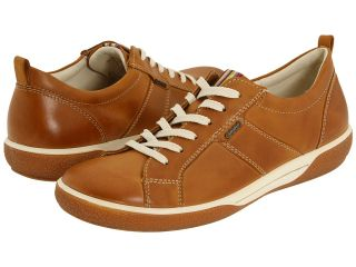 ECCO Chase Tie Womens Lace up casual Shoes (Brown)