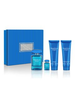 Perry Ellis Mens Aqua Fragrance Gift Set