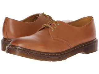 Dr. Martens Dorian 3 Eye Shoe Lace up casual Shoes (Brown)