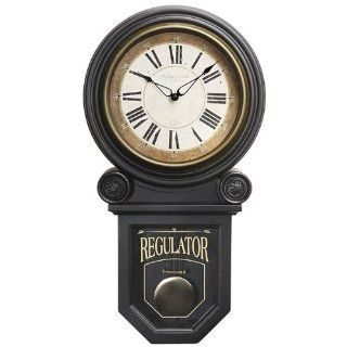 Sterling & Noble Regulator Pendulum Wall Clock   SEE PHOTO