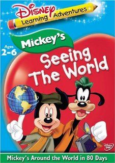 Disney's Learning Adventures   Mickey's Seeing the World   Mickey's Around the World in 80 Days: Disney: Movies & TV