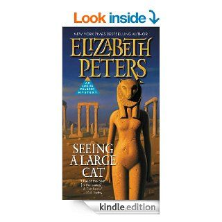 Seeing a Large Cat eBook: Elizabeth Peters: Kindle Store