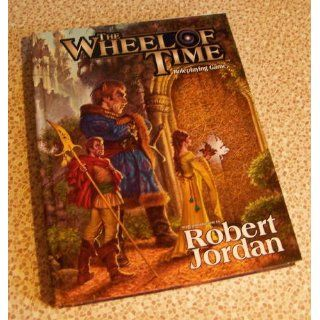The Wheel of Time Roleplaying Game (d20 3.0 Fantasy Roleplaying): Charles Ryan, Steven Long: 9780786919963: Books