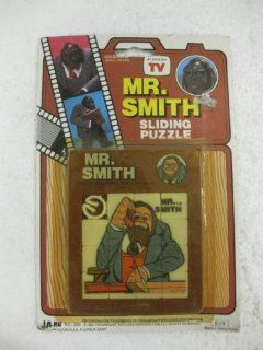 Mr. Smith Sliding Puzzle Toy *As Seen On TV* 1983 On Telephone: Toys & Games