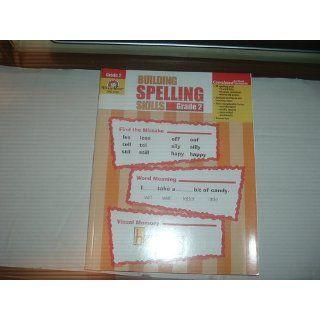 Building Spelling Skills, Grade 2 (0023472027061): Evan Moor: Books