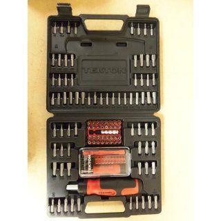 TEKTON 2841 Everybit and Electronic Repair Screwdriver Bit Set, 135 Piece