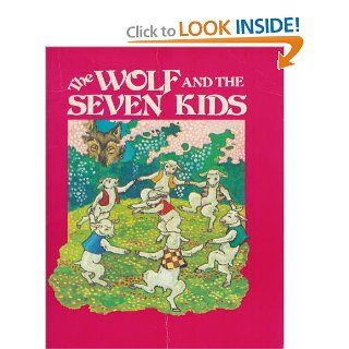 The Wolf and the Seven Kids: Jacob Grimm, Wilhelm Grimm, Kinuko Y. Craft: 9780893751166:  Children's Books
