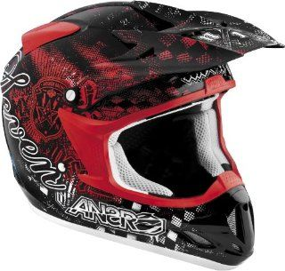 Answer Racing Comet Seven Helmet   Small/Blue/Red/Black Automotive