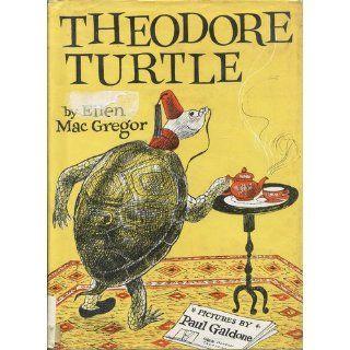 Theodore Turtle: Ellen MacGregor: 9780070445673: Books