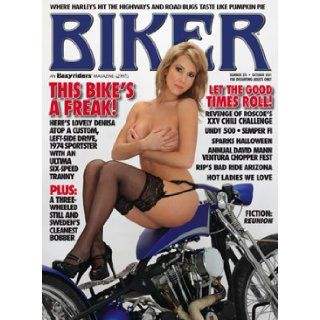 Easyrider Magazine   BIKER October 2011   Number 276 (276): Easy Rider: Books