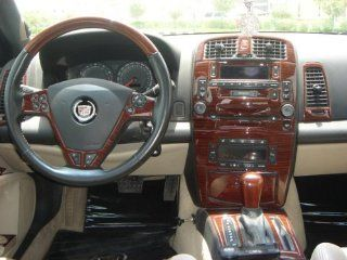 Cadillac CTS 2003 2006 OEM Factory Match Wood Grain Dash Trim Kit  Other Products