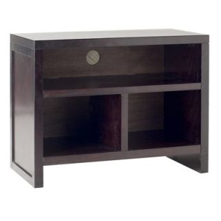 Just Cabinets 32 Television Stand FWCANYON32E / FWCANYON32P Finish Espresso