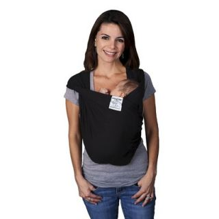 Baby KTan Wrap Baby Carrier   Black   Extra Large