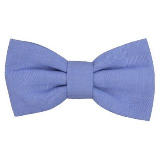 Boots & Barkley Bow Tie Collar Accessory   Chambray