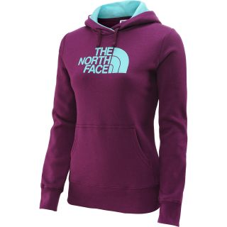 THE NORTH FACE Womens Half Dome Hoodie   Size: L, Parlour Purple