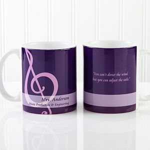 Personalized Coffee Mugs for Teachers   Teacher Professions