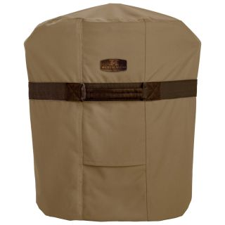 Classic Accessories Turkey Fryer Cover — Tan, Fits Small Turkey Fryers up to 16in. Diameter x 24in.H, Model# 55-036-022401-00