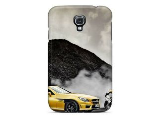 Tpu Case Cover Compatible For Galaxy S4/ Hot Case/ Mercedes Benz Slk 55 Amg Ducati Streetfighter 848