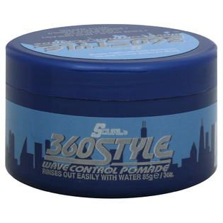 Lusters Wave Control Pomade, 360 Style, 3 oz (85 g)   Beauty   Hair