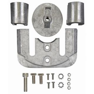 Sierra Zinc Anode Kit For Mercruiser Bravo II/III Engine Sierra Part #18 6160Z 748989