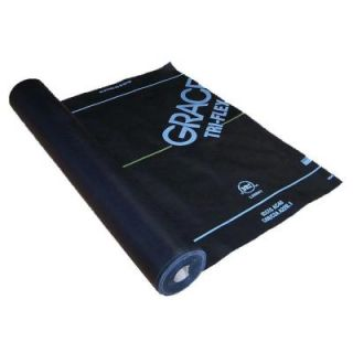 Grace Tri Flex 48 in. x 250 ft. Synthetic Roll Roofing Underlayment 5008025