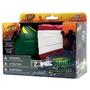 Nerf Zombie Strike Z Bombs   Toys & Games   Outdoor Toys   Blasters