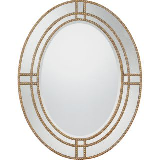 uttermost felicie oval gold mirror shopping