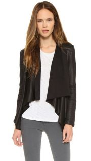 Generation Love Gisele Front Draped Jacket