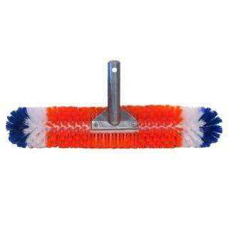 Blue Wave Brush Around 360 Wall and Floor Pool Brush