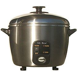 Sunpentown SC 887 6 cup Stainless Steel Cooker and Steamer   13414545