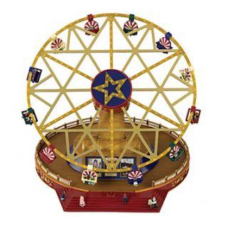 "Mr. Christmas ""World's Fair Frenzy Ride"" Musical Ornament"