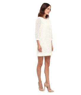 Kate Spade New York Guipure Lace Ashby Dress Fresh White