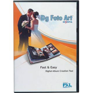PXL Soft Dg Foto Art   Essentia Software 8906009191416
