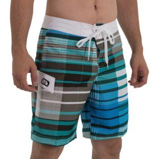 Gotcha Stripe Boardshorts (For Men) 60