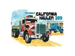 Peterbilt 359 California Hauler Semi Truck 1:25 Model Kit