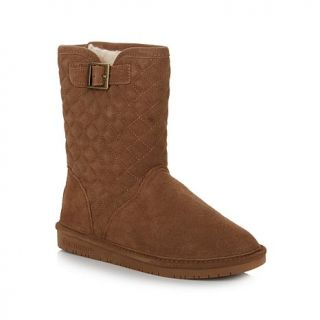 "BEARPAW® Leigh Anne"" Sheepskin and Wool Quilted Boot   7844999"