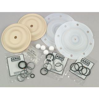 ARO Kit de Reparación para Bomba de Diafragma para # de Fab. 66605J 344, 666053 344   Partes   4RM99|637140 44