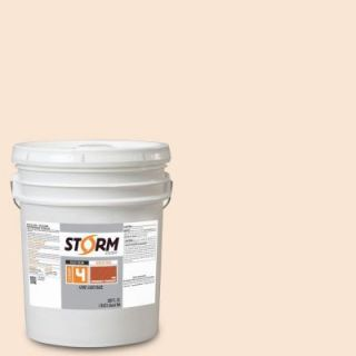 Storm System Category 4 5 gal. Vintage Pearl Exterior Wood Siding, Fencing and Decking Acrylic Latex Stain with Enduradeck Technology 418L130 5