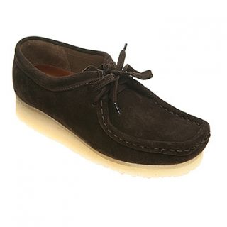 Clarks Wallabee  Women's   Chocolate Suede