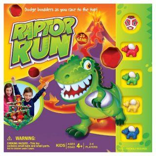 Buffalo Games Raptor Runboard Game