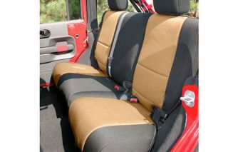 2011 2016 Jeep Wrangler Neoprene Seat Covers   Rugged Ridge 13215.01   Rugged Ridge Jeep Neoprene Seat Covers