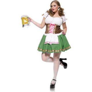 Leg Avenue Plus Size Gretchen Adult Halloween Costume
