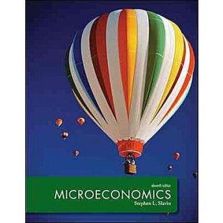 Microeconomics (McGraw Hill Economics PB)
