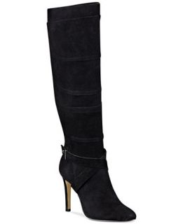 GUESS Womens Daris Slouchy Tall Boots   Boots   Shoes