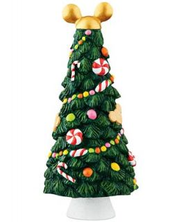 Department 56 Mickeys Christmas Village Collection Candy Tree